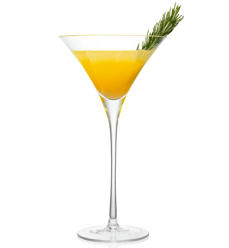 PEAR & ROSEMARY COCKTAIL cocktail