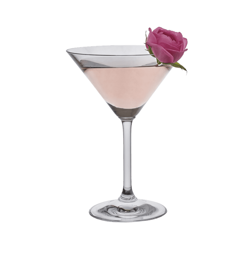 POLSKA ROSE cocktail