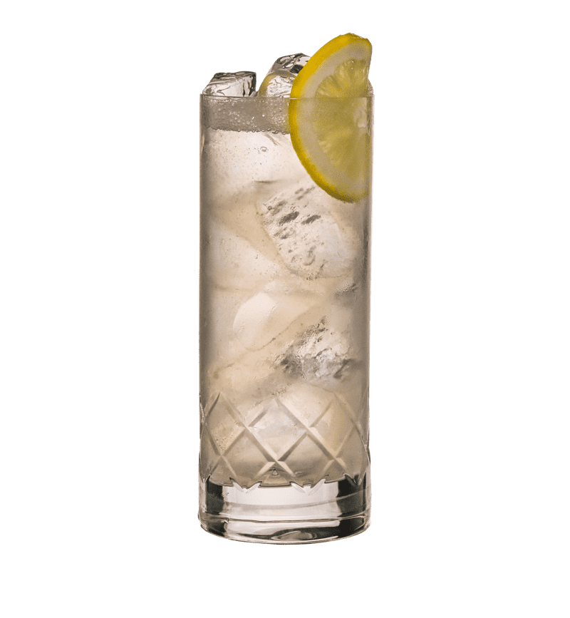 HERITAGE HIGHBALL cocktail