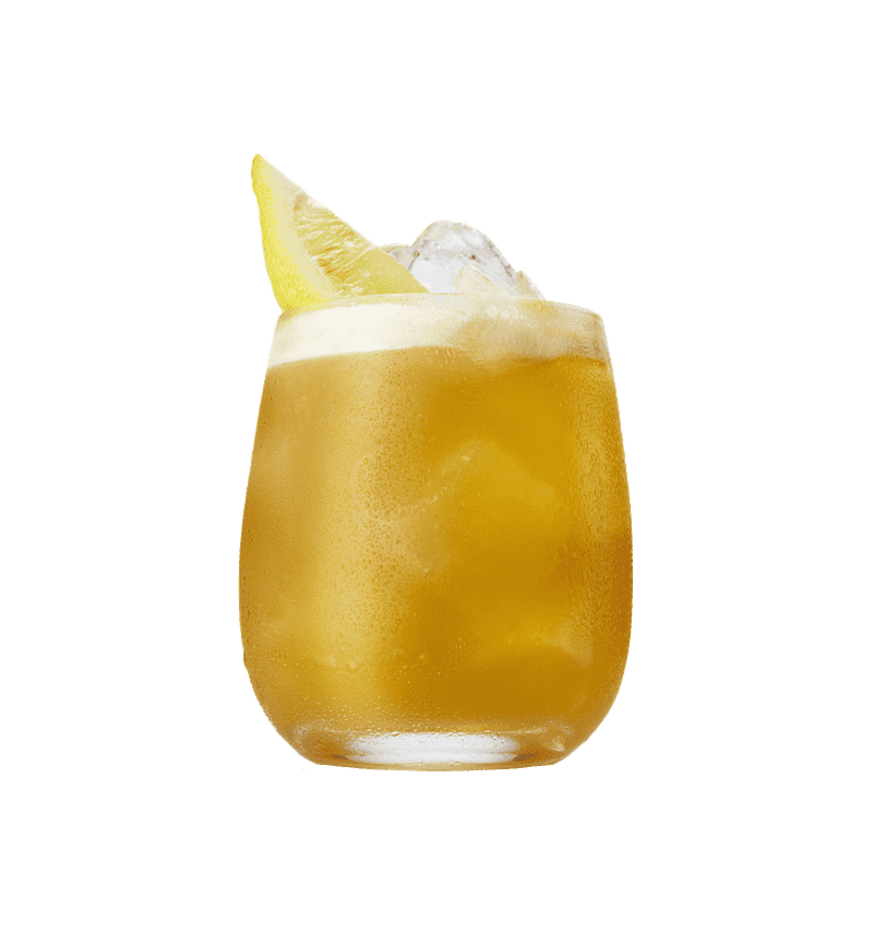 BELVEDERE RYE SOUR cocktail