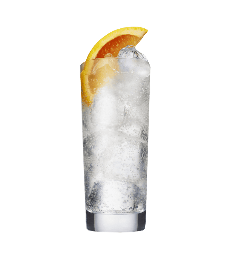 ULTIMATE VODKA & TONIC cocktail