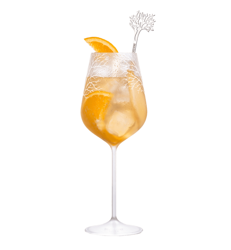BELVEDERE GINGER SPRITZ cocktail