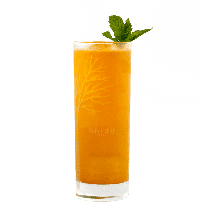 BELVEDERE SUPER COCKTAIL - TURMERIC cocktail